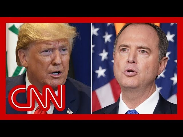 Adam Schiff and his push to impeach President Trump 2