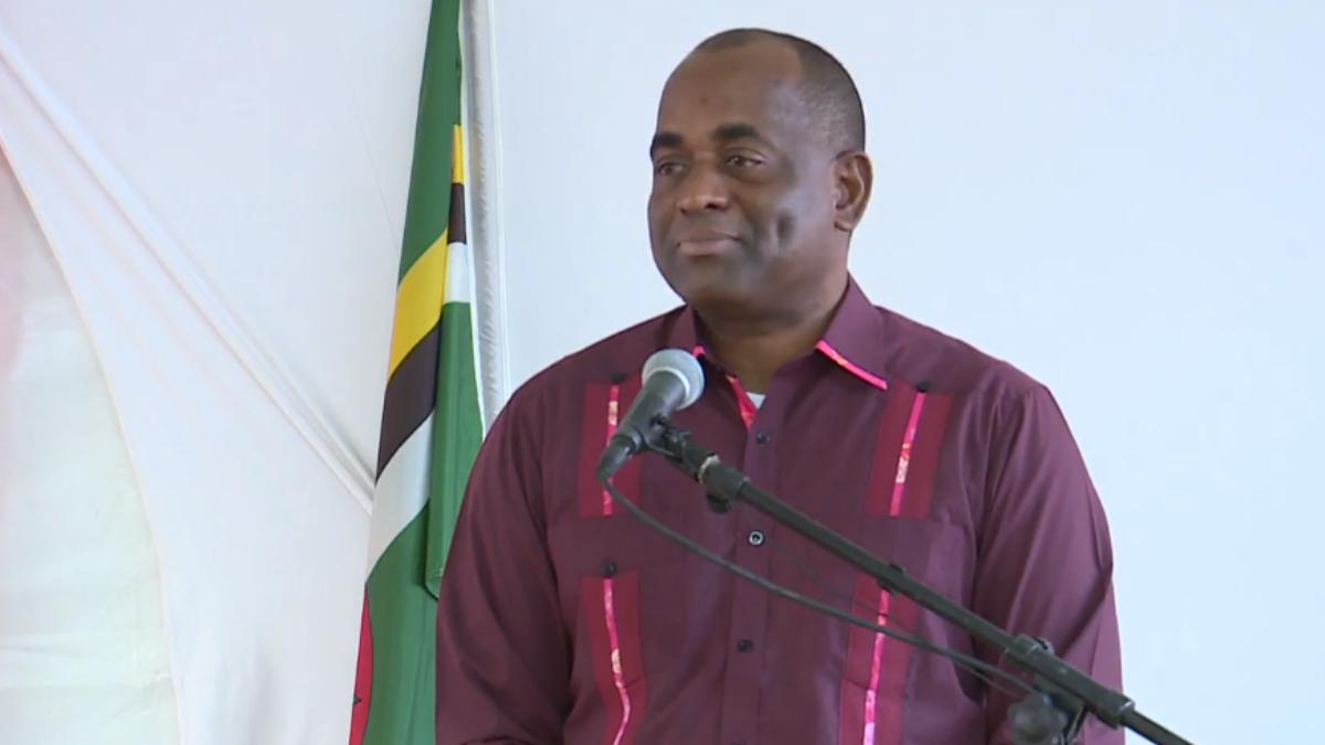 Prime Minister of Dominica, Dr. Roosevelt Skerrit