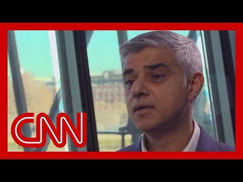 London Mayor: We feel the long shadow of Trump 2