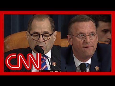 Watch bitter ending to impeachment hearing 12