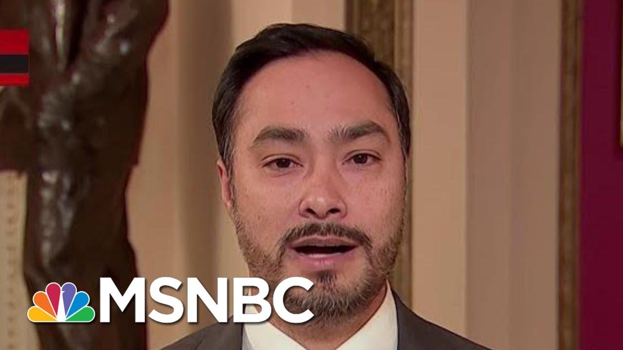 'Henchman For The President:' Rep. Castro On Devin Nunes' Ukraine Involvement | All In | MSNBC 6