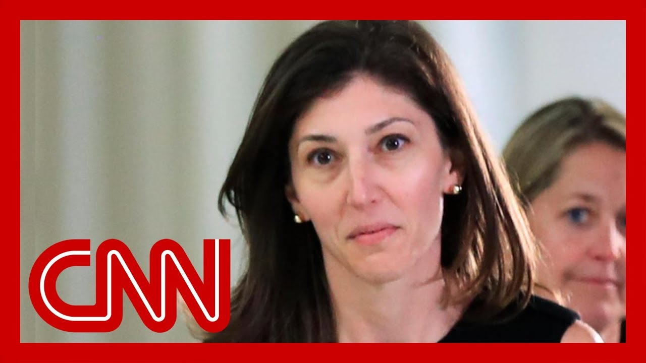 Ex-FBI lawyer Lisa Page targeted by Trump breaks silence 1
