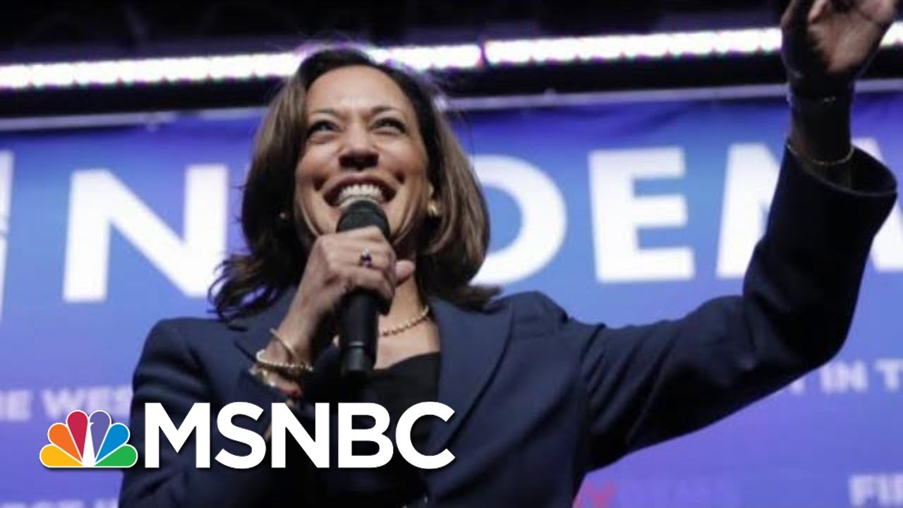 Why We Haven't Heard The Last From Sen. Harris | Morning Joe | MSNBC 4