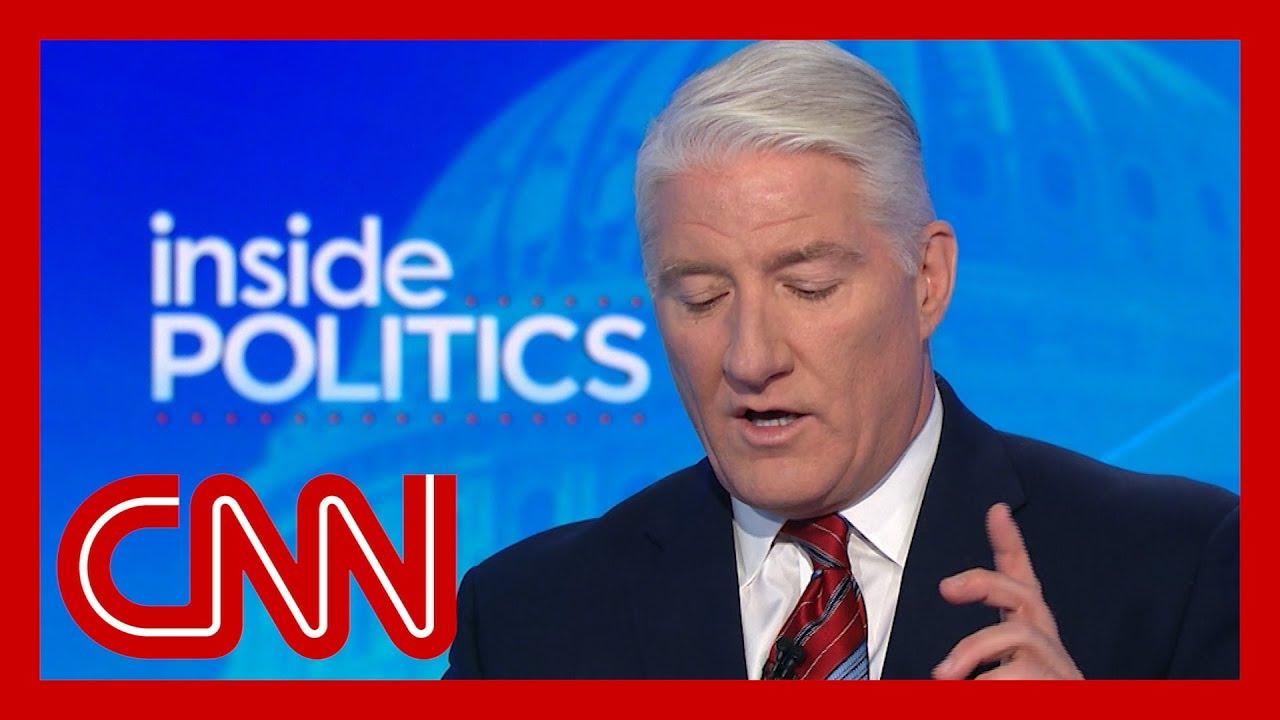 Poll leaves CNN's John King speechless 3