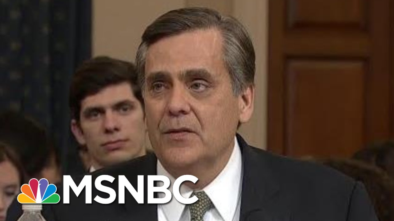 Ari: Republican Witness Was Weak, Had Other Ideas For Constitutional Amendments | MSNBC 4
