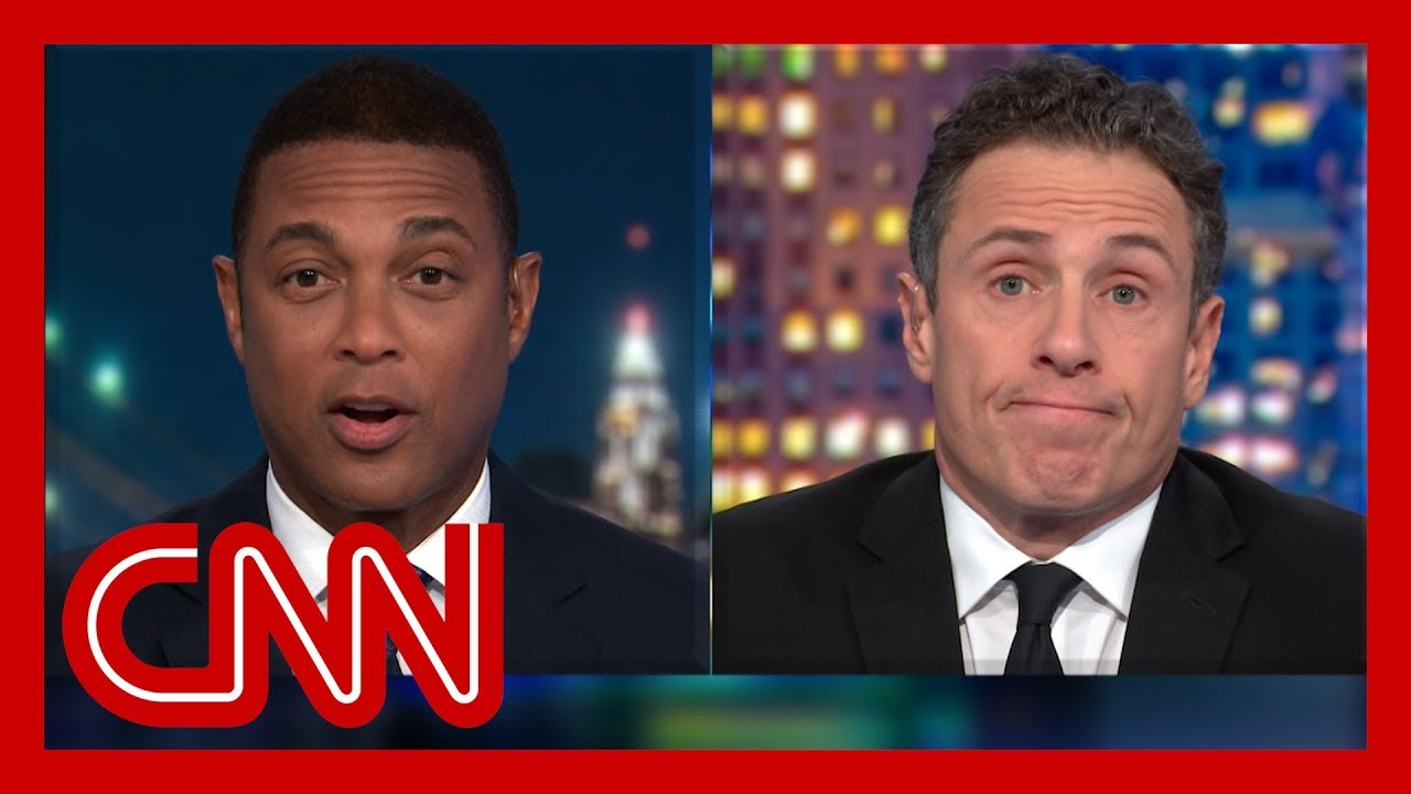 Don Lemon on Trump: When people are laughing at you, you're the joke 8