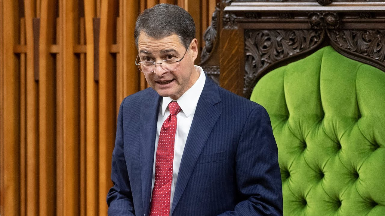 Anthony Rota's first speech as new Speaker of the House of Commons 7