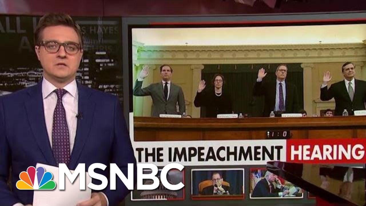 Chris Hayes: Process Complaints Are All Republicans Have | All In | MSNBC 11
