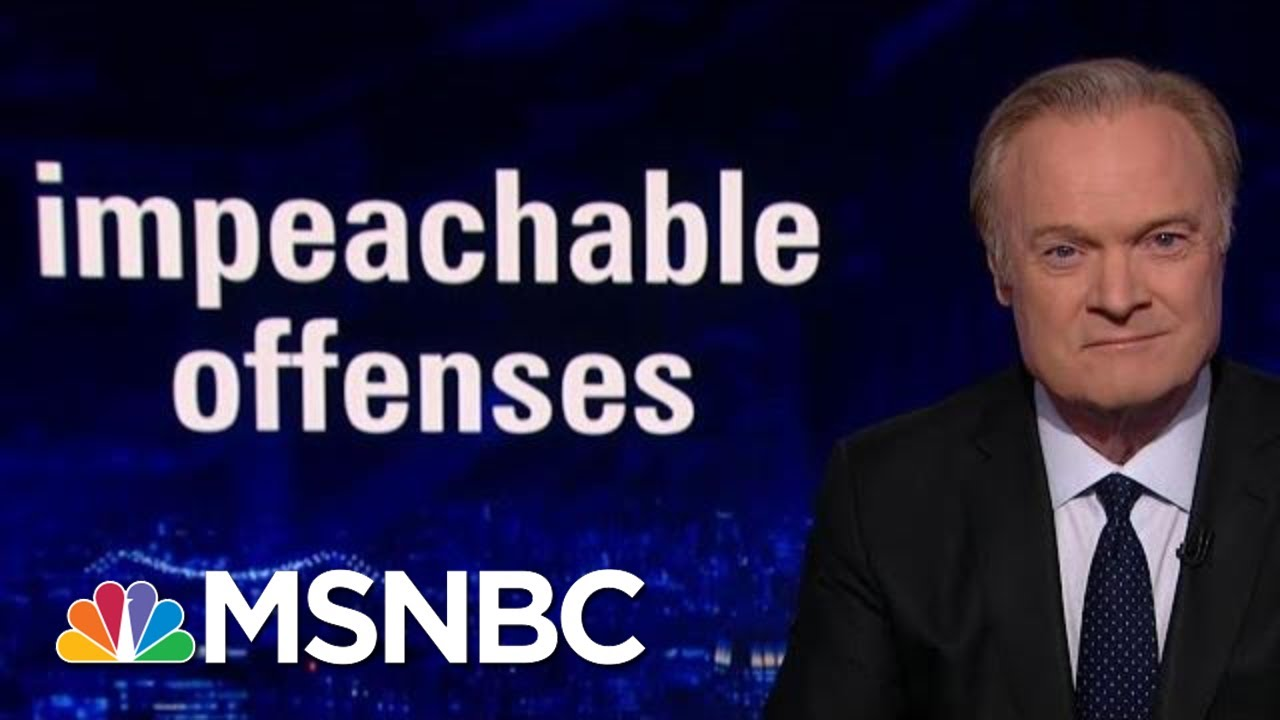 Lawrence: No Republican Contested Evidence Of Trump's Impeachable Conduct   The Last Word   MSNBC 8