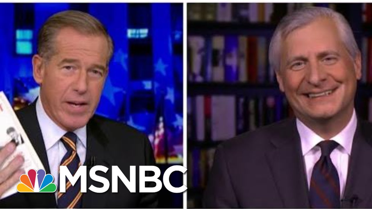 What Jon Meacham Hopes Mitch McConnell Learns From His Book On Impeachment | The 11th Hour | MSNBC 7