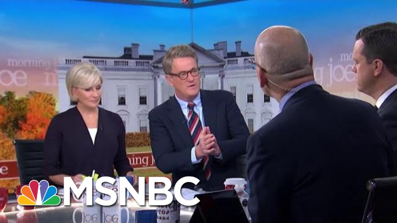 Joe: This Case Hits The Four Corners Of What Founders Wrote On Impeachment | Morning Joe | MSNBC 1