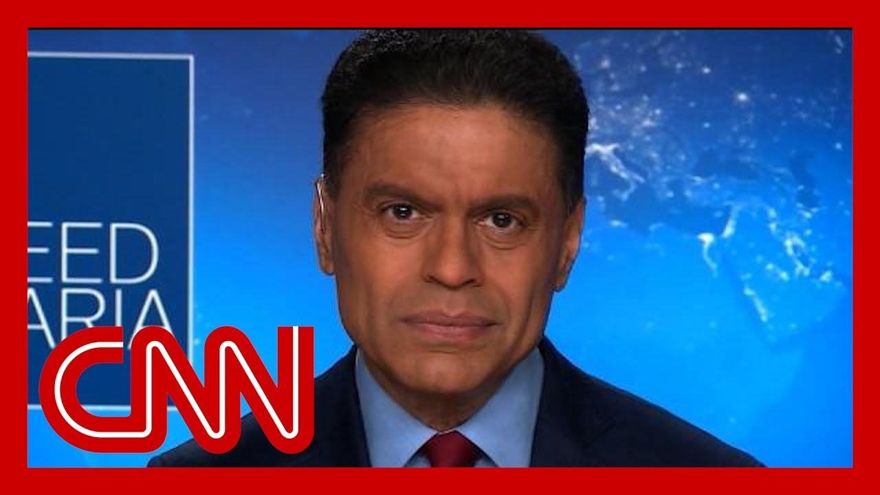Fareed Zakaria fears American democracy could be in peril 2