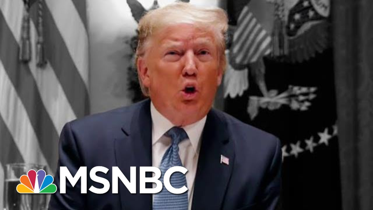 Why The Mueller Report Could Play In Role In The Trump Impeachment | The 11th Hour | MSNBC 2