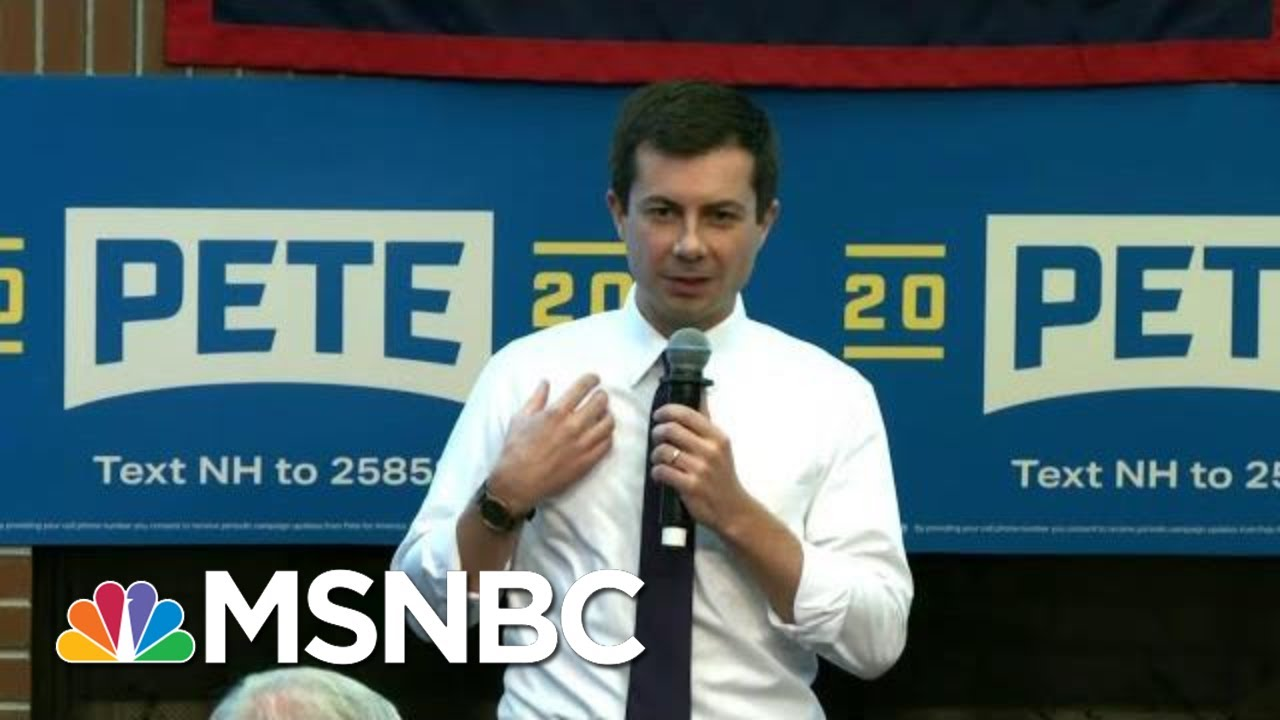 Pete Buttigieg And The Republican Lie | The Last Word | MSNBC 8