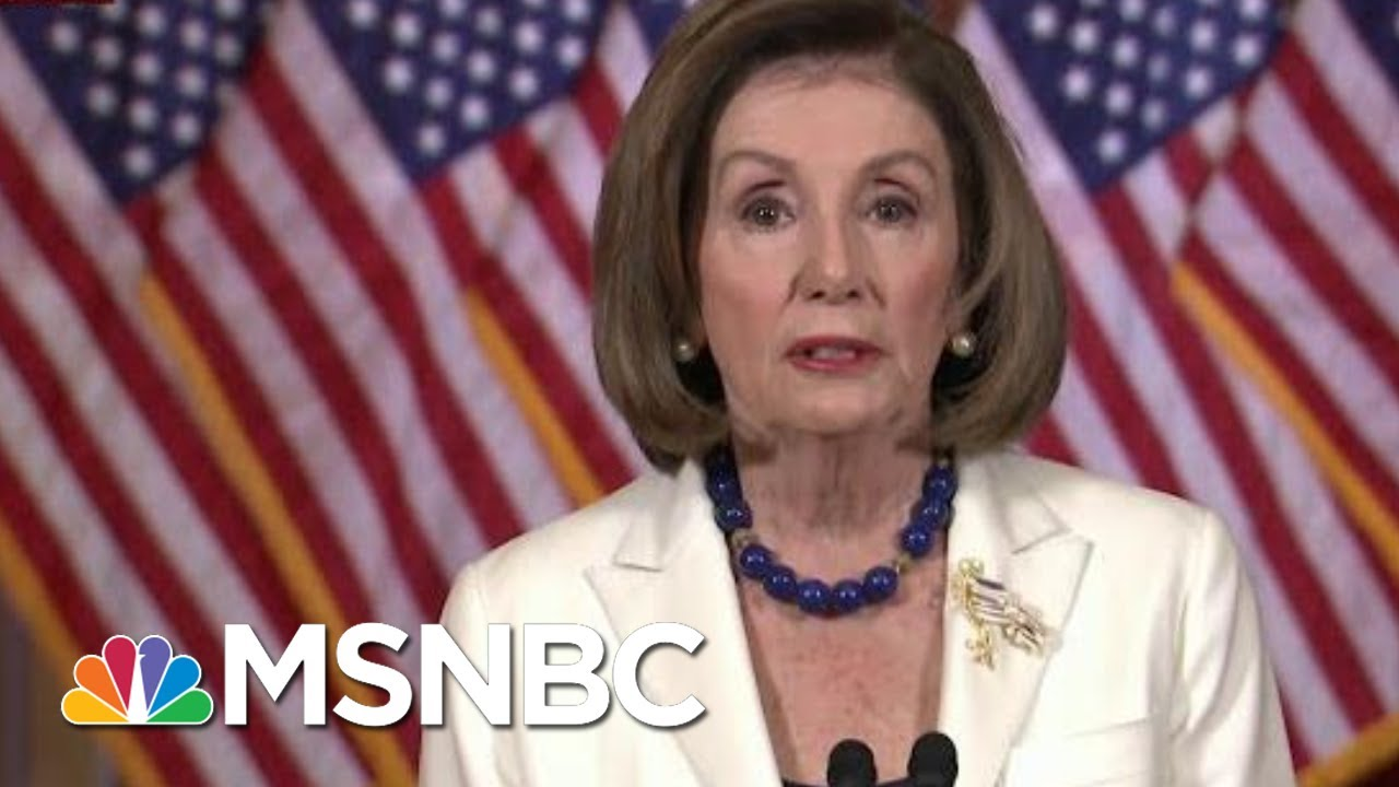 A Historic Day For Nancy Pelosi | Morning Joe | MSNBC 6