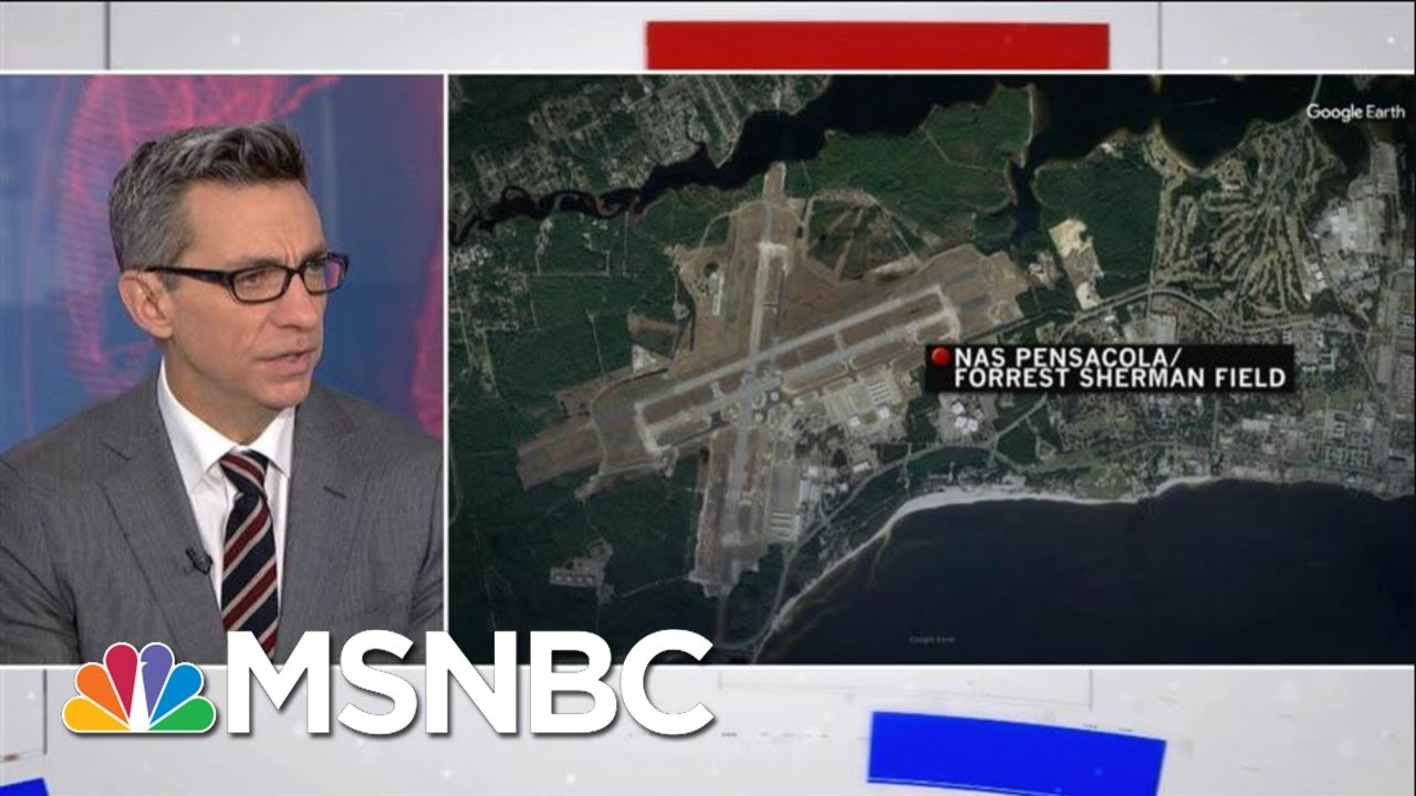 Military Base Security And Weapons Access Raise Questions About Pensacola Shooting | MSNBC 2