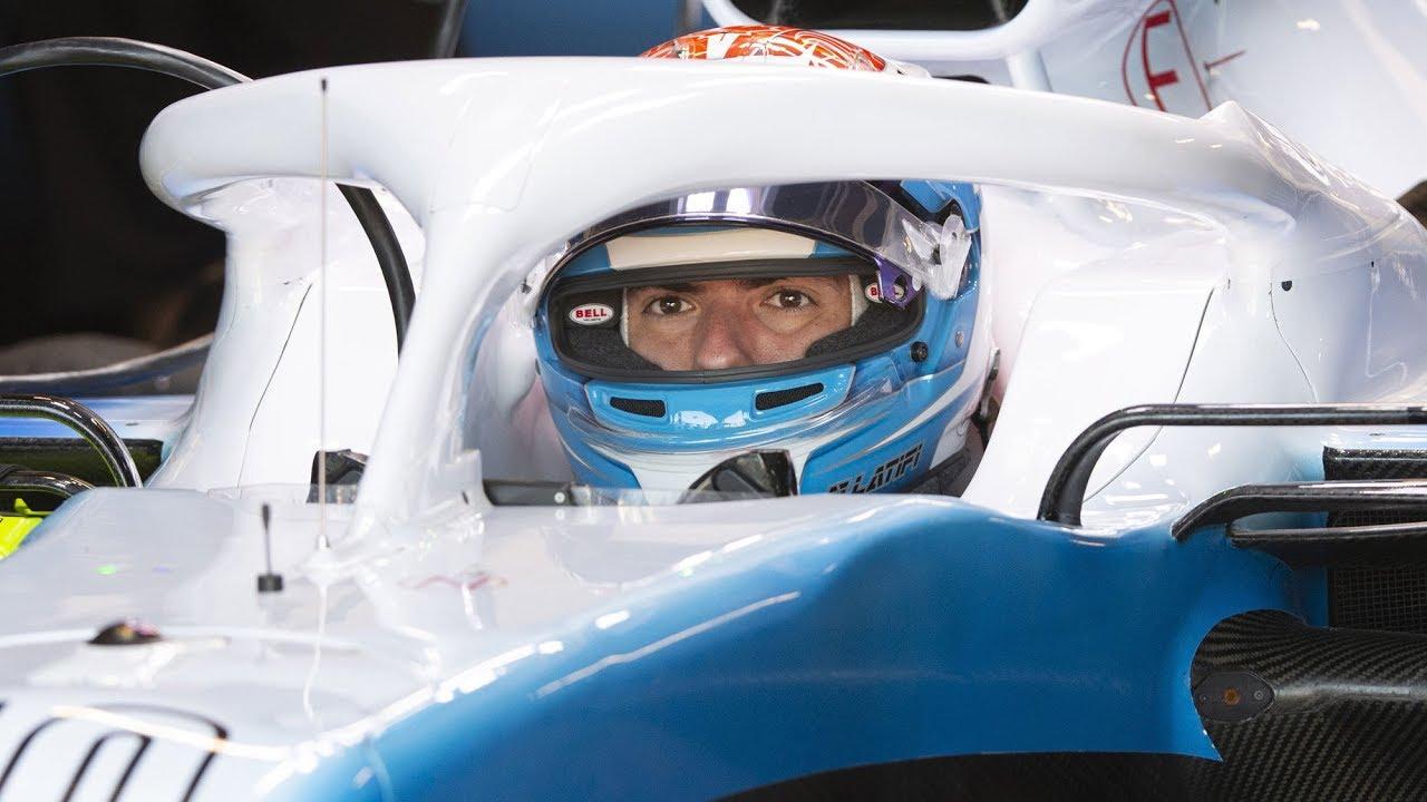 """It's something amazing"" Nicholas Latifi on having two Canadians race in the 2020 Formula 1 season 2"