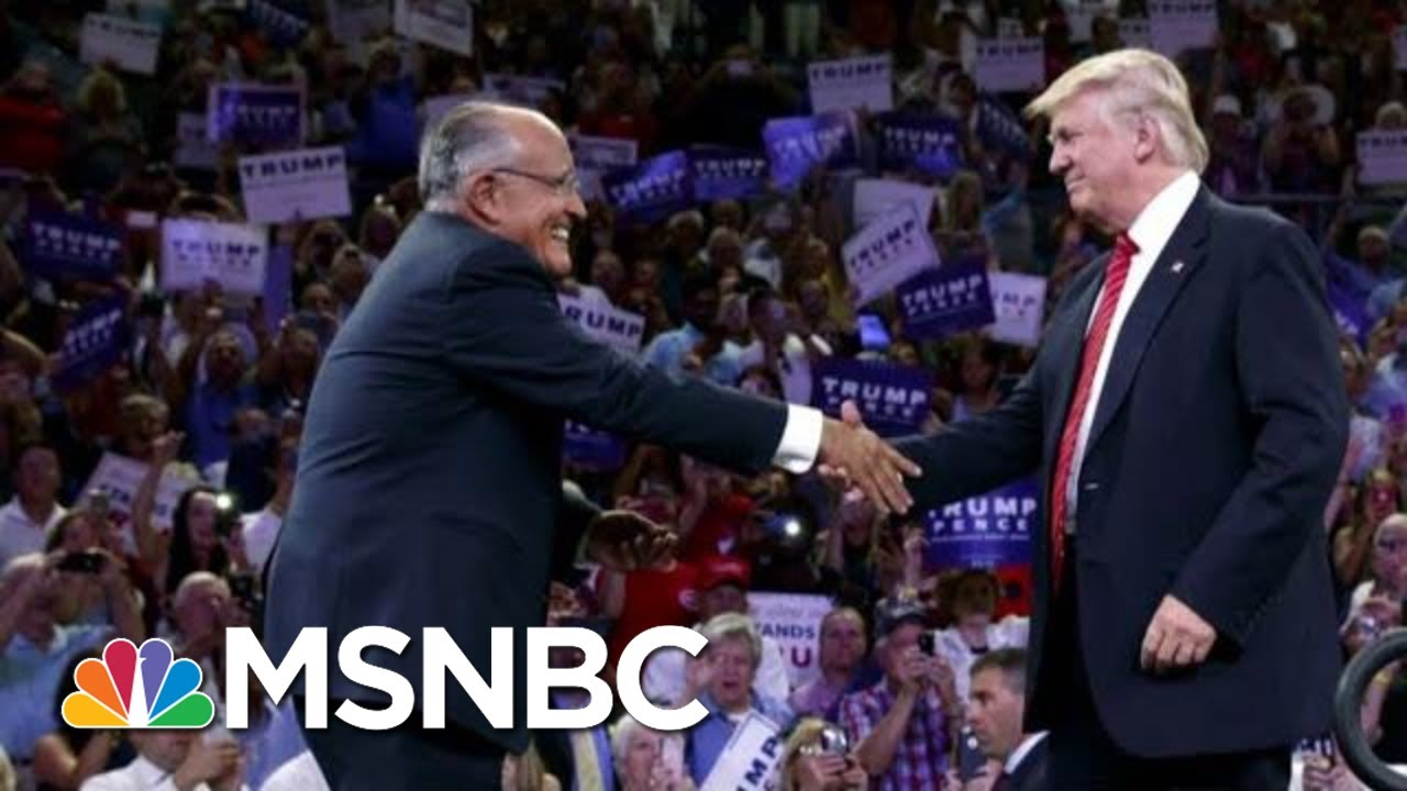 'He'll Do Anything For The Spotlight' | Morning Joe | MSNBC 7