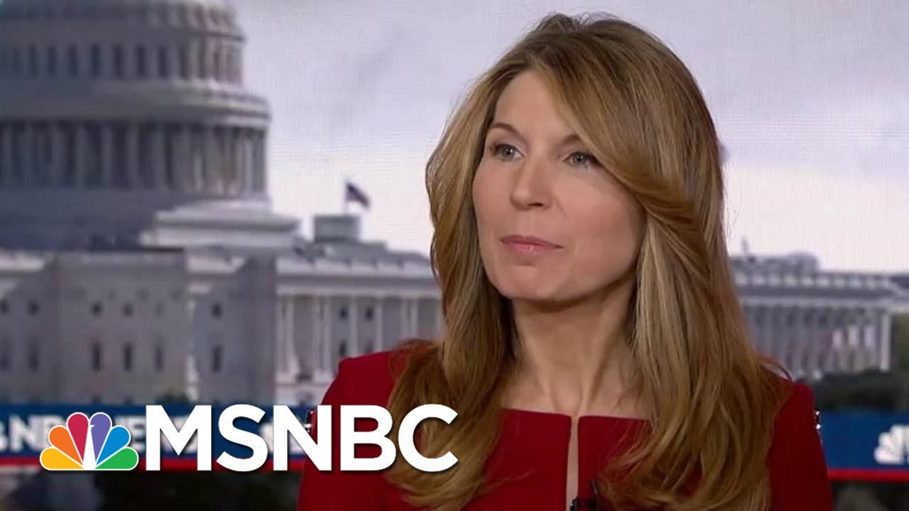 Nicolle Wallace: Hearing Resembles 'Closing Arguments' Of Impeachment Inquiry | MSNBC 6