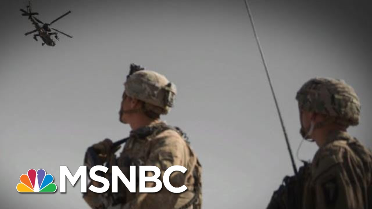 Echoes Of Vietnam: WAPO Reports Govt. Docs Misled Public On Afghan War | The 11th Hour | MSNBC 1