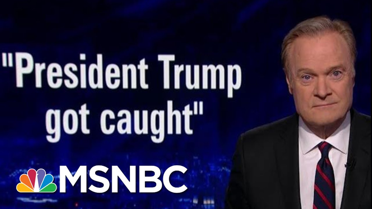 Lawrence Takes Apart The Republican Defense Of Trump | The Last Word | MSNBC 7