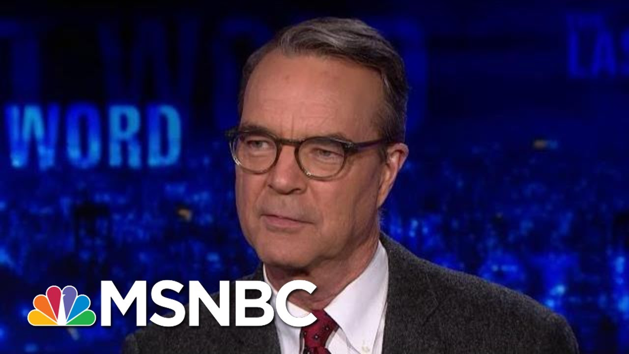 DOJ Watchdog Finds No Political Bias In Russia Investigation | The Last Word | MSNBC 4