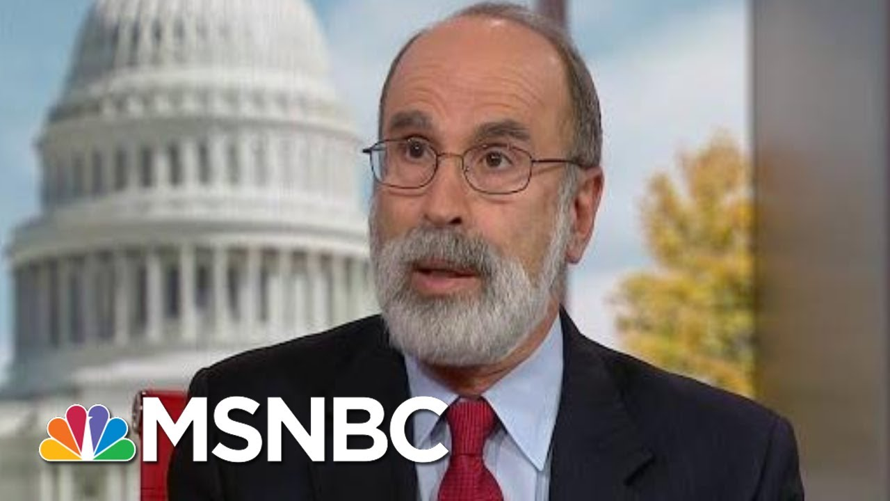 Former DOJ IG On Attorney General Barr: 'There's Never Been Anything Like This' | Deadline | MSNBC 5