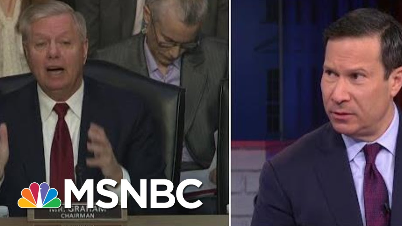 Figliuzzi On Graham: So Far, We're Not Getting Substantive Discussion | MSNBC 6