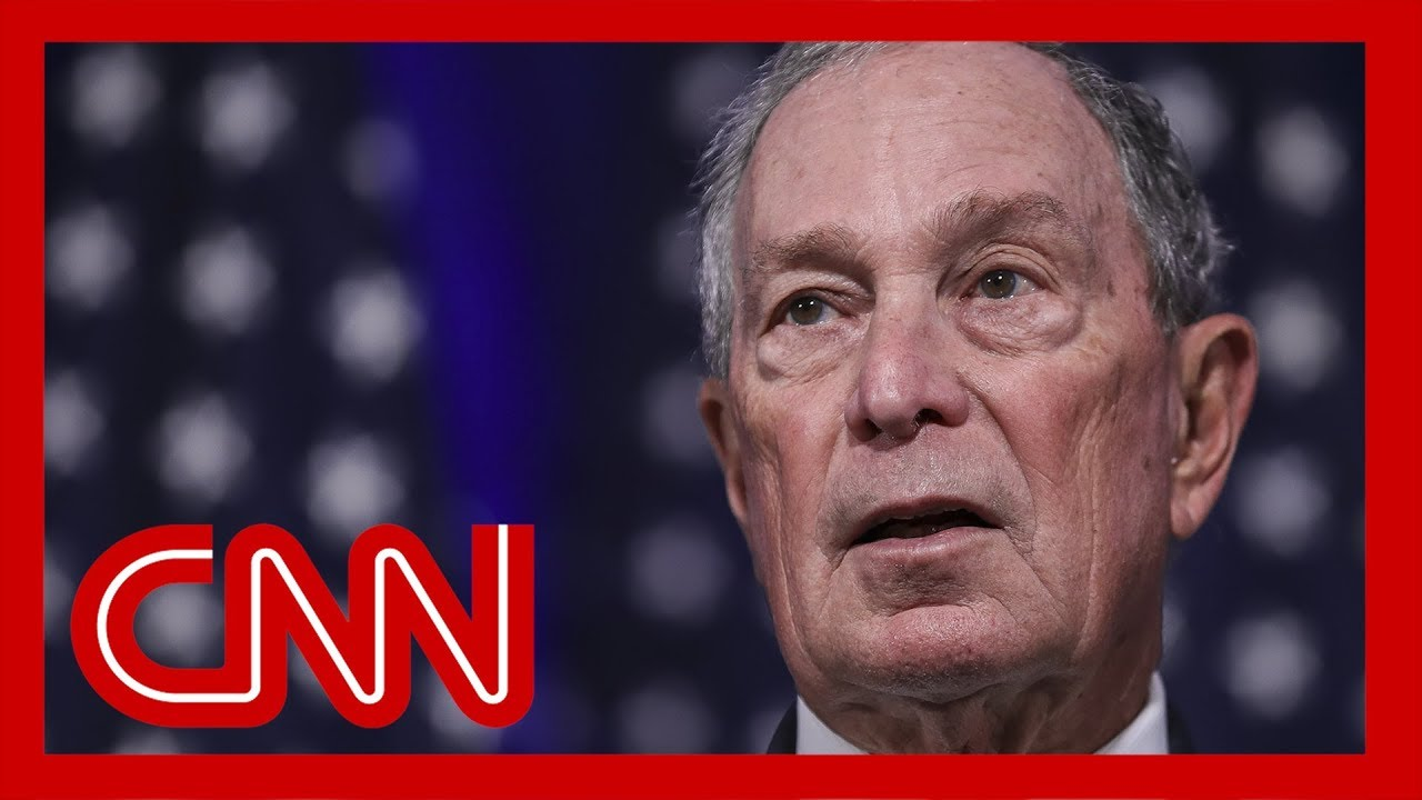 How is Bloomberg News covering Michael Bloomberg's 2020 campaign? 1