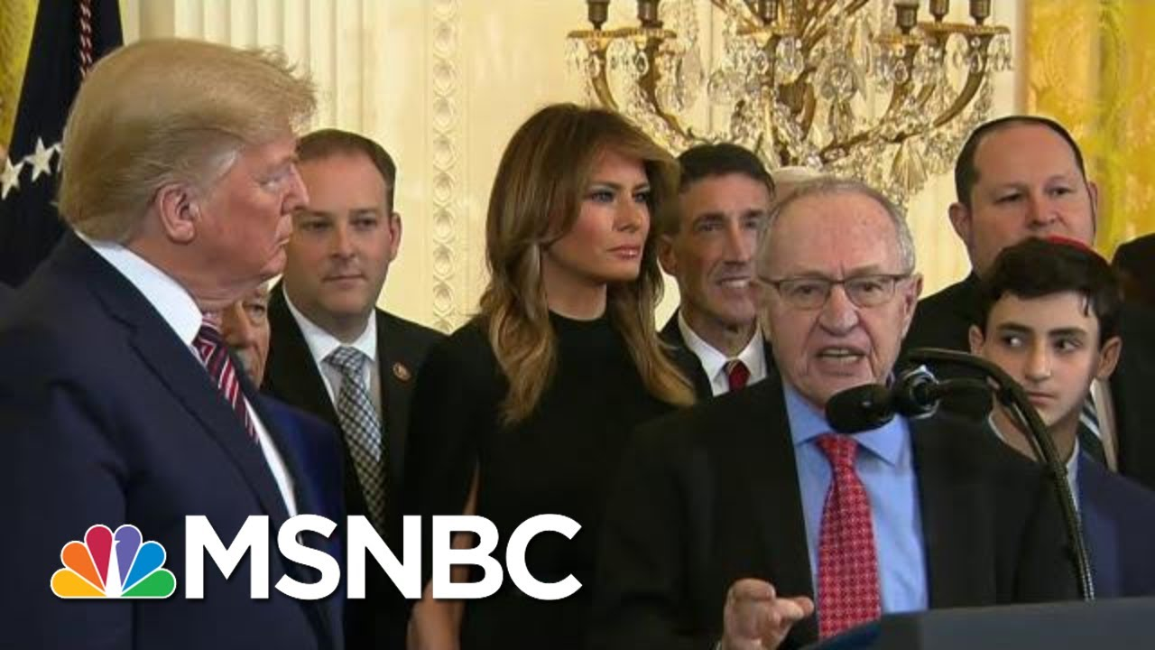 What's The State Of Trump's Impeachment Legal Team? | The 11th Hour | MSNBC 8
