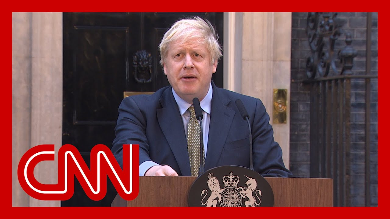 Watch Boris Johnson's first full speech as returning Prime Minister 7