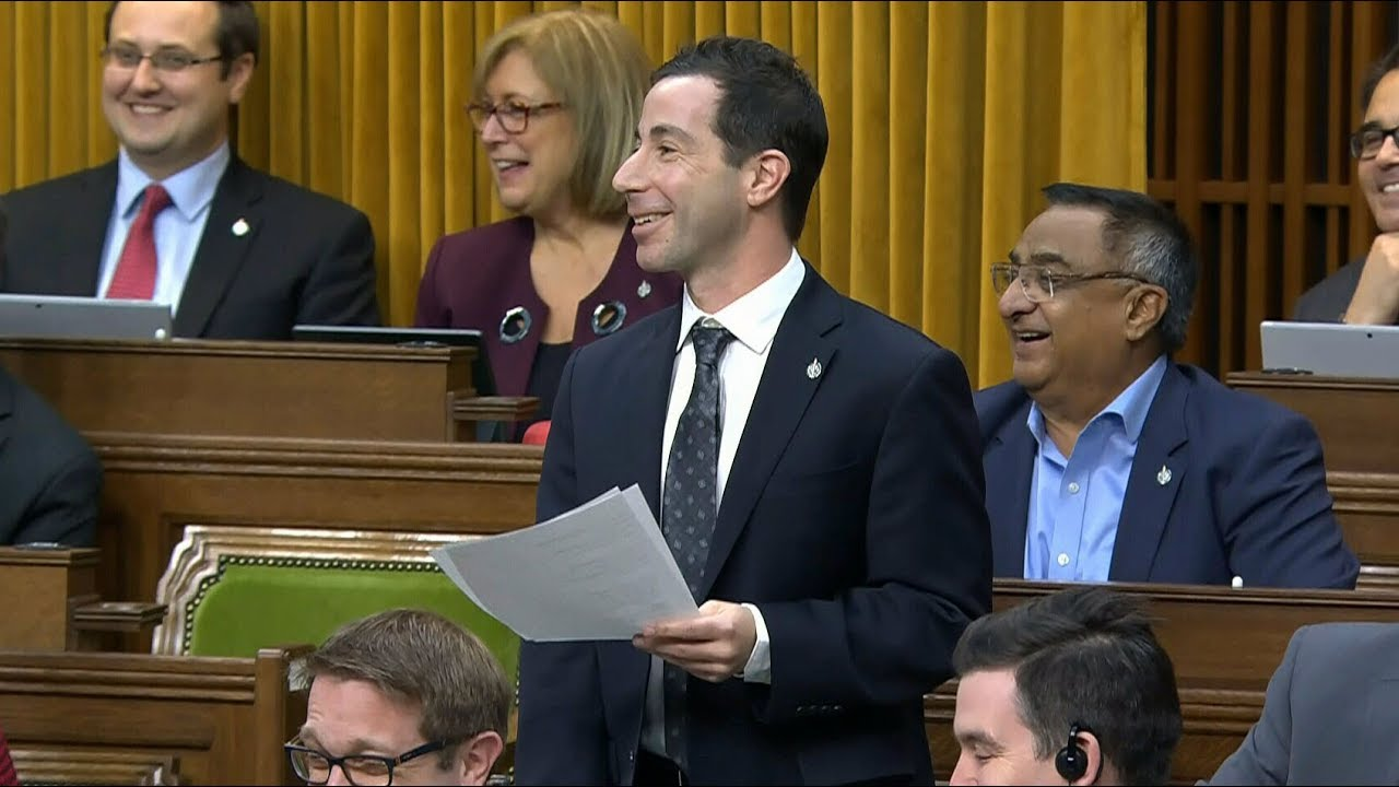 MP continues tradition of holiday poem in the House of Commons 7