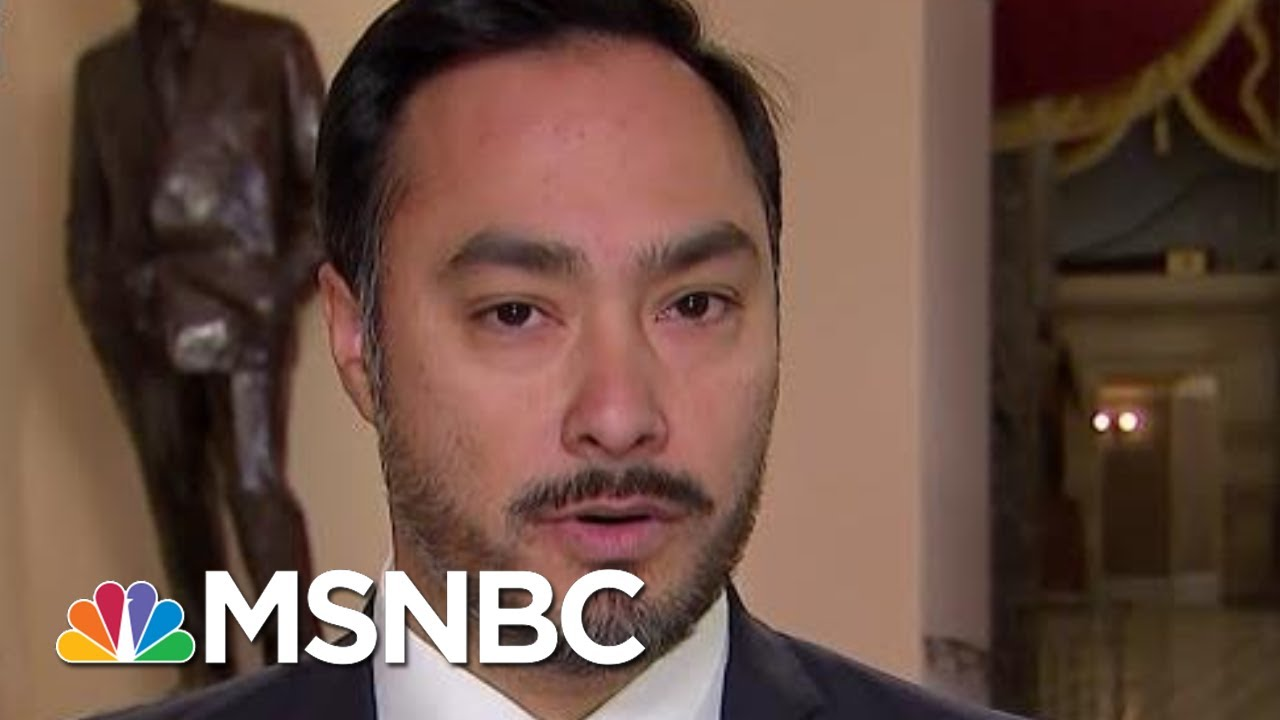 'Historic, Very Serious': Dem Congressman On Forcibly 'Removing' Trump From Office | MSNBC 9