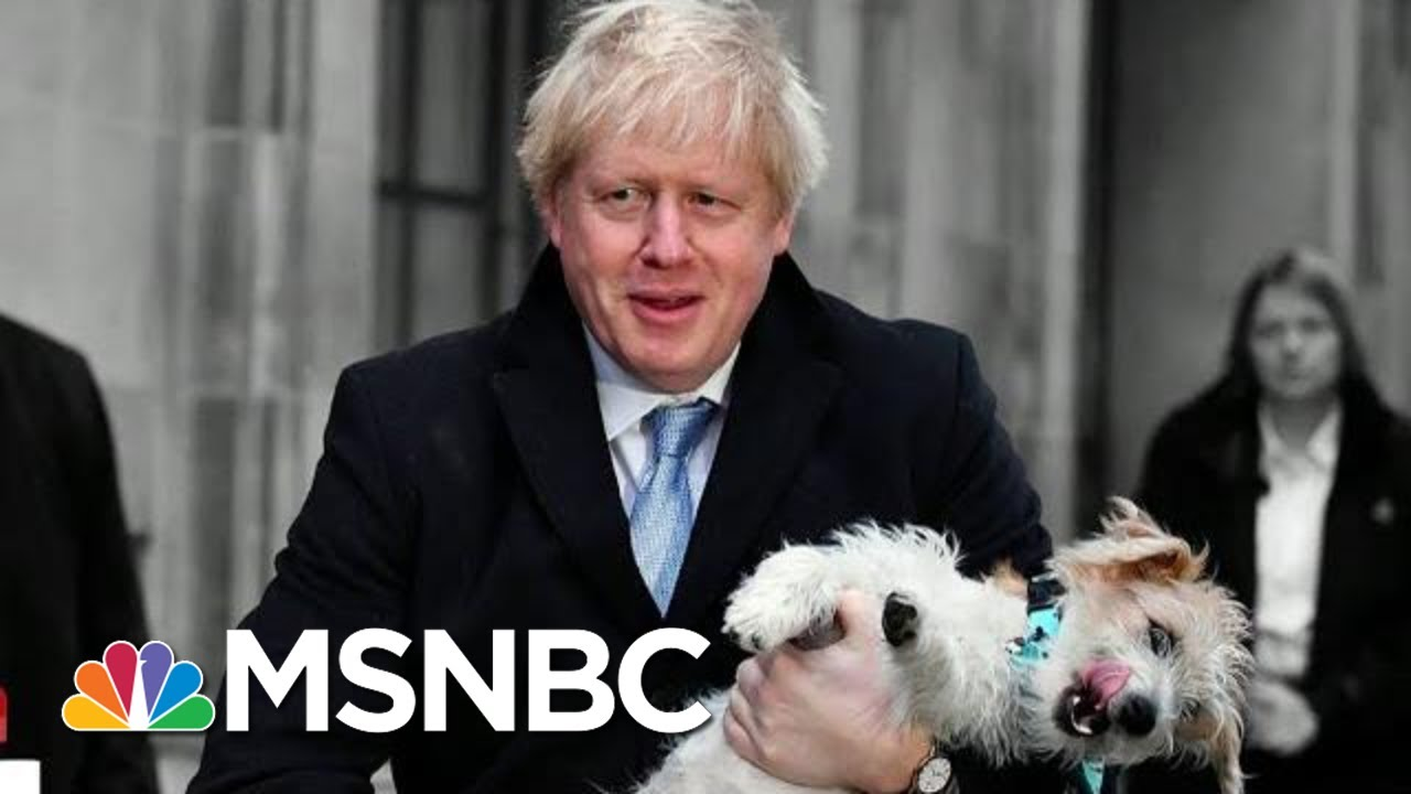 Boris Wins In A Landslide. So What's The Future For The UK And Brexit? | The 11th Hour | MSNBC 2
