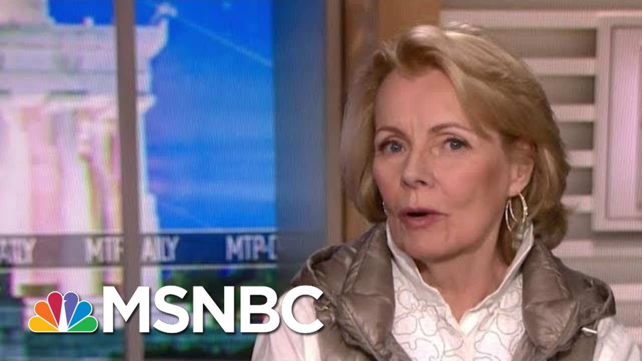 Noonan: Institutions Were More Trusted During Nixon, Clinton Impeachments | MTP Daily | MSNBC 7