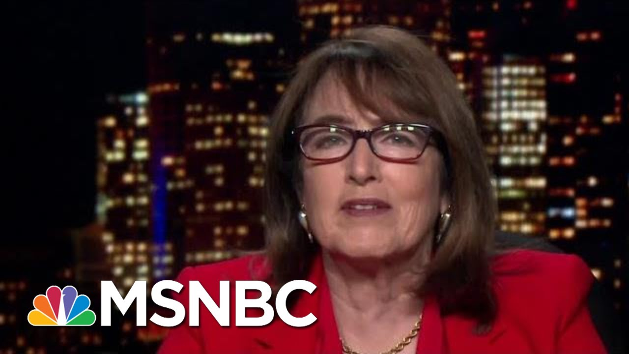 Judge Says 'Drug Dealers' Are Convicted On Less Evidence Than What's Facing Trump | MSNBC 1