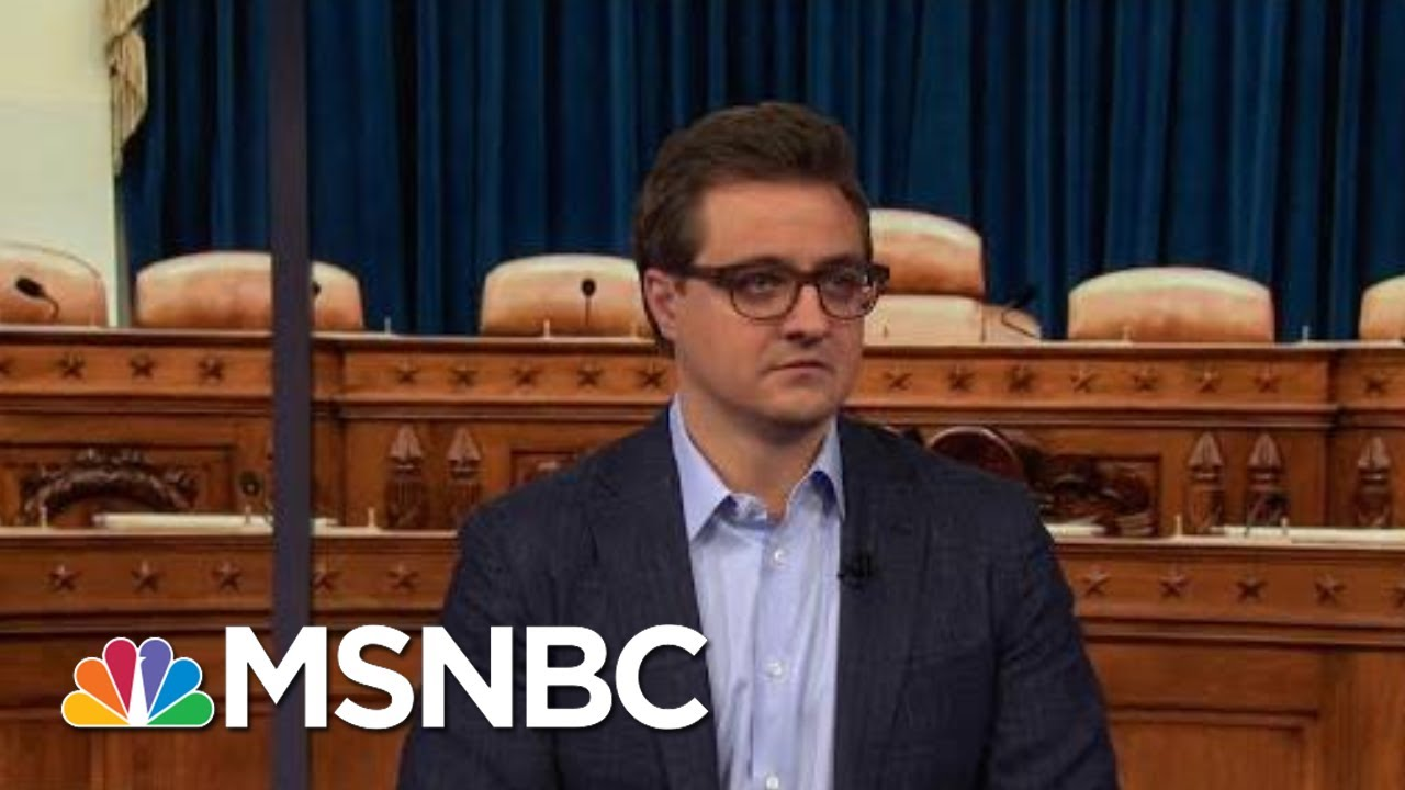 Chris Hayes: Trump Got Caught Cheating, But His Supporters Don't Care | All In | MSNBC 2