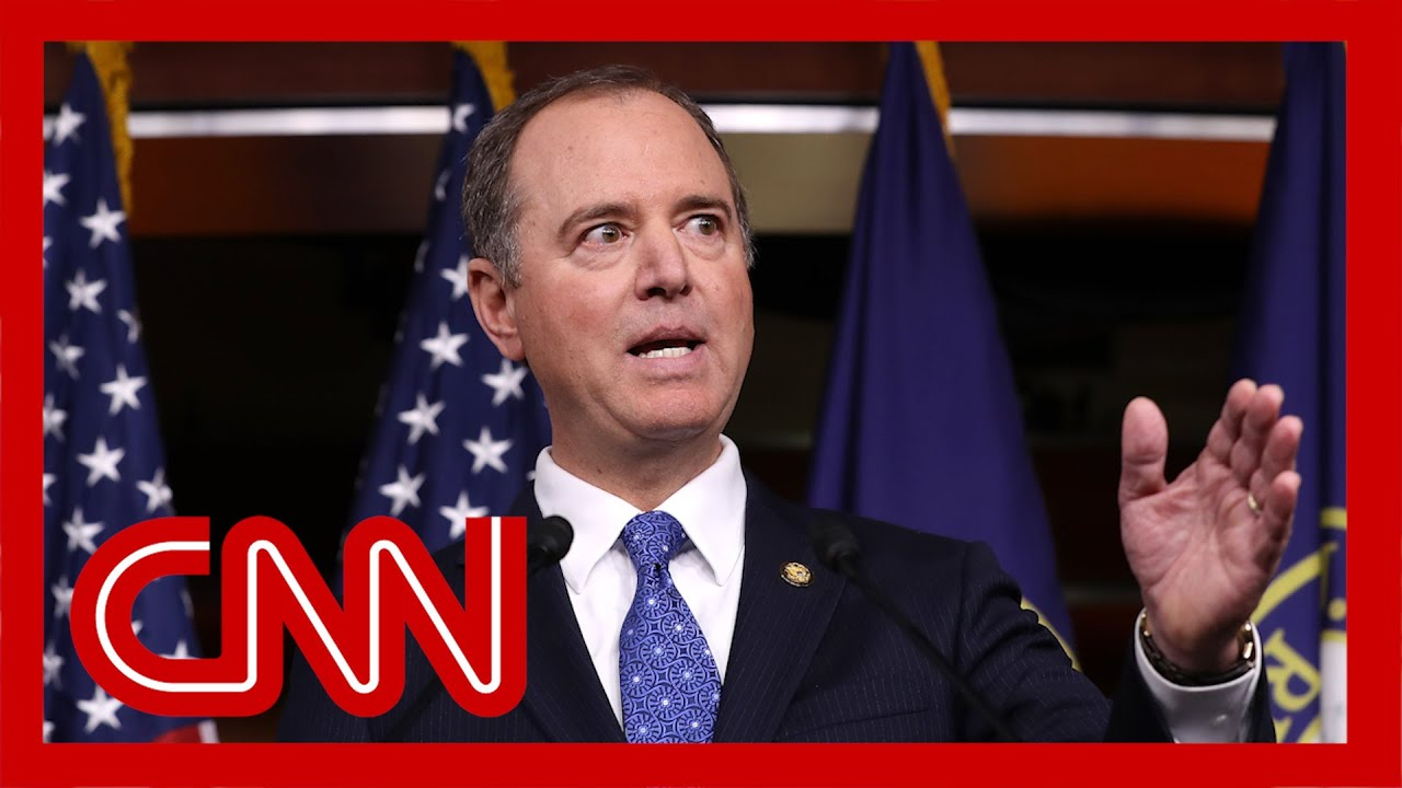 Adam Schiff speaks after House Democrats release impeachment report 2