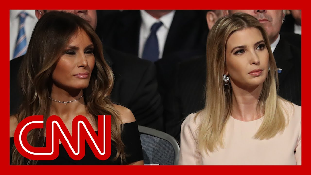 Inside Ivanka and Melania Trump's complicated relationship 4