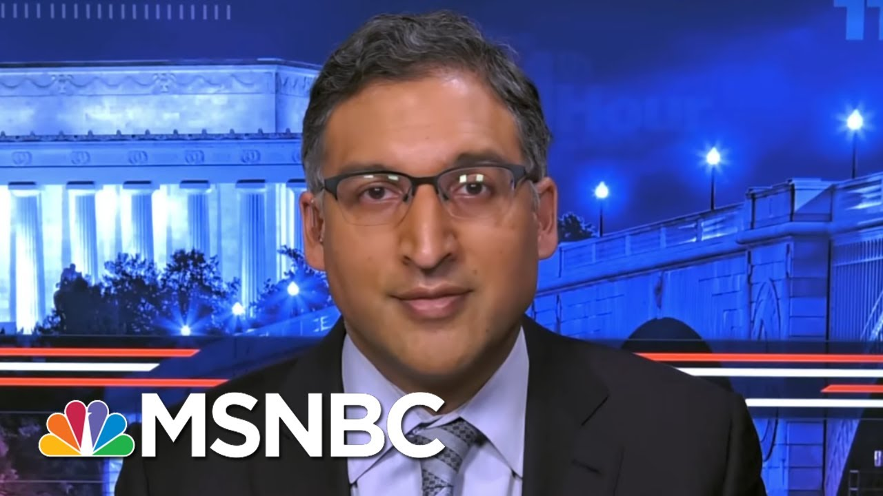 Neal Katyal: President Donald Trump Tried To Cheat In The 2020 Election | The 11th Hour | MSNBC 10