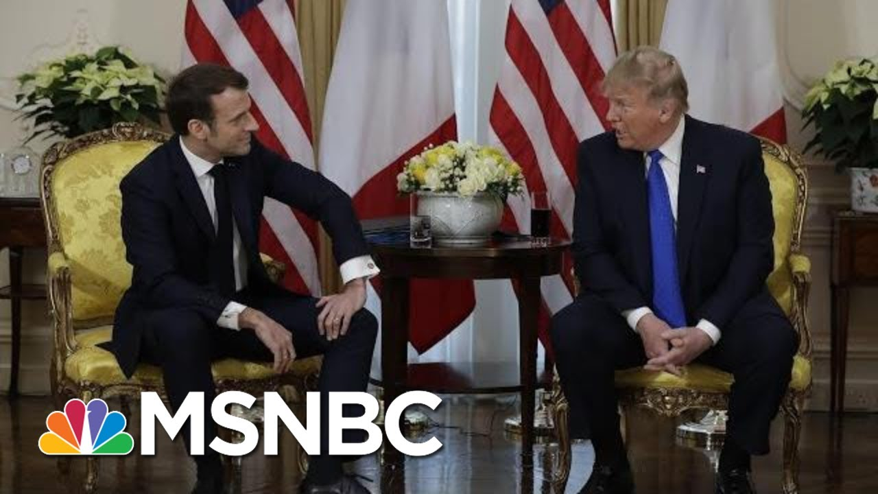 Trump Discusses Working Out A 'Mutually Beneficial Tax' With France | MSNBC 7