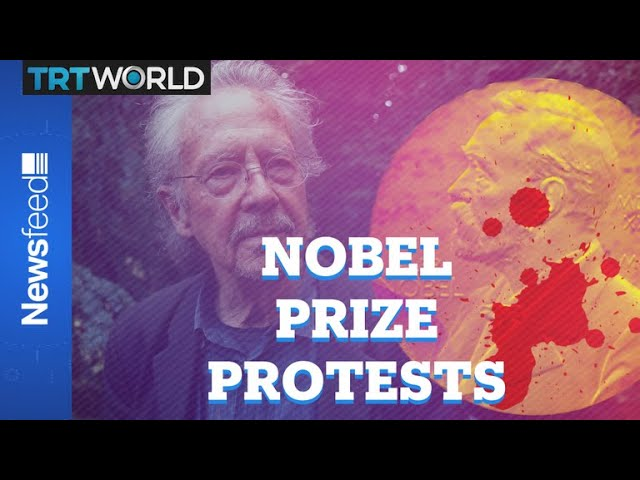 Anger grows over Peter Handke, who denied genocide, getting Nobel prize 4
