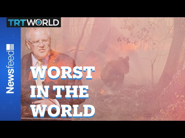 Australia ranks worst for climate action 3
