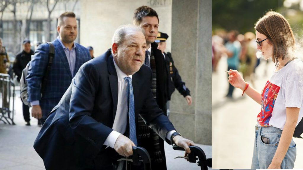 discraced Harvey Weinstein prisoned for 23 years