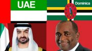 dominica and uae leaders